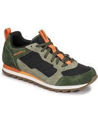 Merrell Sneakers Alpine Sneaker - Verde