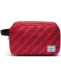 Herschel Supply Co. Chapter X-Large Independent Unified Red - Independent Vanity - Rouge
