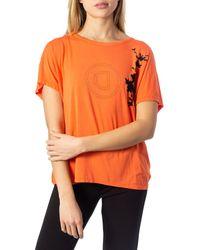 Desigual 20SOTK01 T-shirt - Rouge