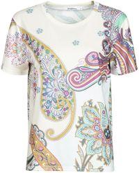 Desigual POPASLEY T-shirt - Multicolore
