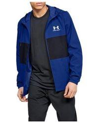 Under Armour Sweater Sportstyle W Jacket - Blauw
