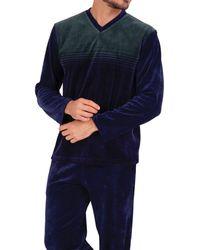 EMINENCE Pyjama long Pyjamas / Chemises de nuit - Bleu