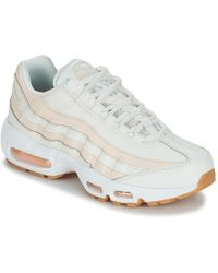 22cab7e11baa4 Nike - Air Max 95 W Women's Shoes (trainers) In White - Lyst