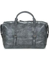 Casual Attitude Davito Travel Bag - Grey