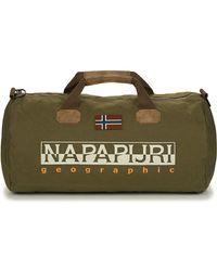 Napapijri Bering Travel Bag - Green