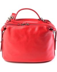 Toscanio - A161 Men's Shoulder Bag In Red - Lyst