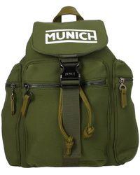 Munich Mochila MACUTO BACKPACK FLOW - Verde