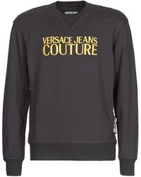 Versace Jeans Couture Sweater B7gva7tg - Zwart