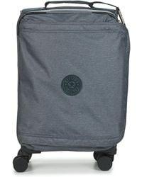 Kipling Spontaneous S Soft Suitcase - Grey