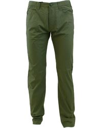 Armani Jeans V6J45 pantalones vaqueros hombre verde