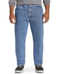 Kebello Jeans grandes tailles Taille : H Ciel 46 Jeans - Bleu