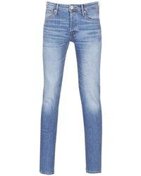 Jack & Jones Jack Jones Jeans Slim Jjiglenn - Blu