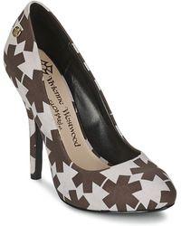 Vivienne Westwood Zapatos de tacón MAGGIE II - Gris