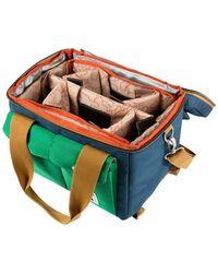 Poler - Mega Camera Cooler Bag Navy Men's Bag In Blue - Lyst