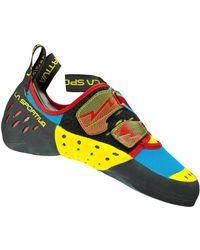 La Sportiva - Oxygym Women's Shoes (trainers) In Yellow - Lyst