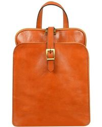 Time Resistance - Clarissa Women's Backpack In Orange - Lyst