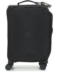 Kipling Spontaneous S Soft Suitcase - Black