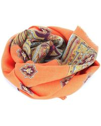 Etro Sjaal 10660 4010 - Oranje