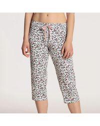 CALIDA Pantacourt de pyjama Favourite Joy Pyjamas / Chemises de nuit - Rose
