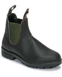 Blundstone Laarzen Original Chelsea Boots 520 - Bruin