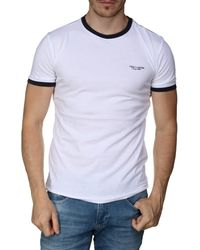 Teddy Smith - T-shirt Tee Shirt manches courtes - Lyst