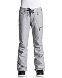 Roxy - Pantalone Snowboard - Lyst