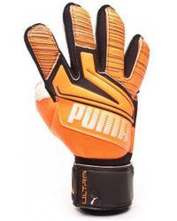 PUMA Ultra Grip 1 RC Niño Gants - Orange