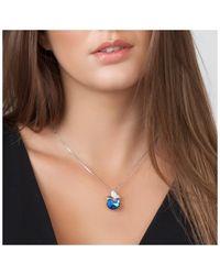 Sc Crystal B1280-SAPH Collier - Bleu