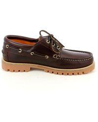 Lumberjack HALLBERG.02_42 Chaussures - Marron