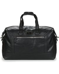 David Jones Bozine Travel Bag - Black