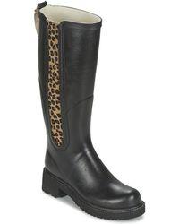 Ilse Jacobsen - Rub64 Women's Wellington Boots In Black - Lyst