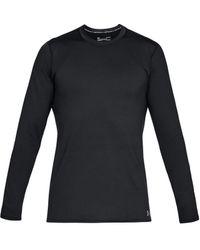 Under Armour T-shirt T-shirt manches longues Under - Noir