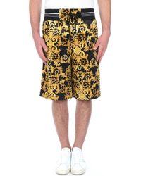 Versace Jeans Couture A4GWA127S0034 Bermudes Homme Multicolore Short