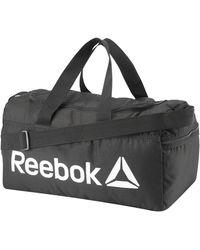 Reebok Sporttas Active Core Kleine Tas - Zwart