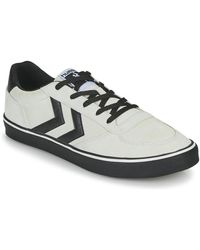Hummel STADIL 3.0 SUEDE Chaussures - Neutre