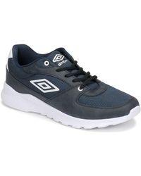 Umbro Lage Sneakers Ivloc - Blauw
