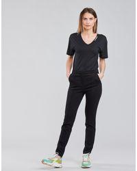 Karl Lagerfeld SUMMERPUNTOPANTS Pantalon - Noir