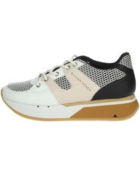 Silvian Heach Sh20-418 Trainers Woman White/beige Shoes (trainers) - Multicolour