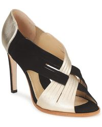 Moschino MINEK femmes Chaussures escarpins en Noir