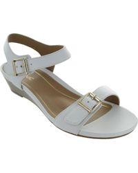 Vionic - Port Frances Women's Sandals In White - Lyst