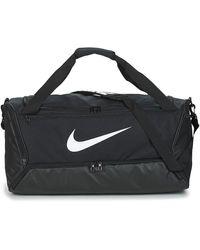 Nike Sporttas Nk Brsla M Duff - 9.0 (60l) - Zwart