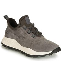 Timberland Lage Sneakers Brooklyn Lace Oxford - Grijs