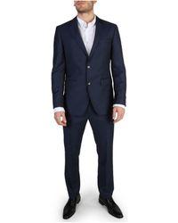Tommy Hilfiger Tt578a2480 Costumes - Bleu