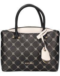 Nine West Ngl110005 Shoulder Bag - Black