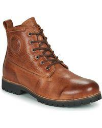 Blackstone Laarzen Om60 - Bruin