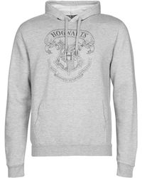 Yurban Sweater Hogwarts Blazon - Grijs