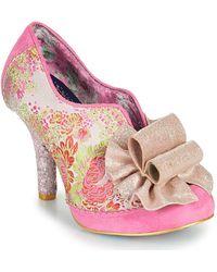 Irregular Choice Zapatos de tacón PRETTY PRESENT - Rosa