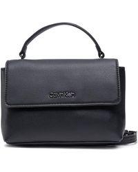 Calvin Klein Bolso de mano K60K608170 - Negro