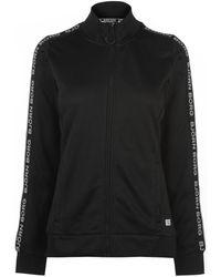 super popular 86535 7f26c Sport Jacket Ladies Women's Tracksuit Jacket In Black