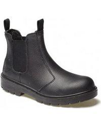 Dickies Boots WD574 - Noir